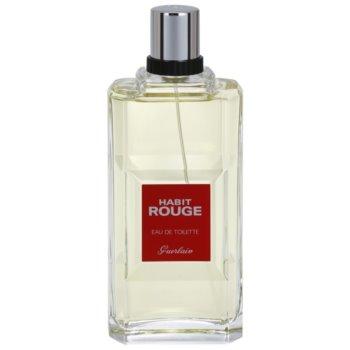 Guerlain Habit Rouge Eau de Toilette for Men 2
