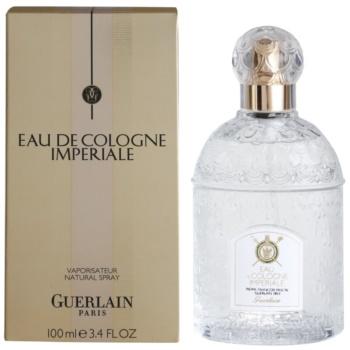 Guerlain Imperiale Eau De Cologne pentru femei 100 ml