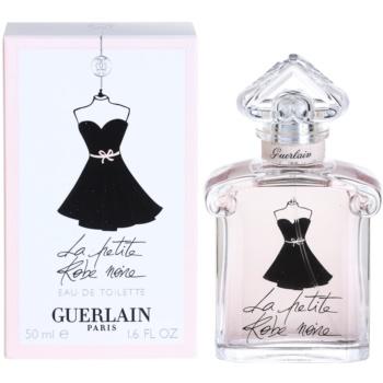 Guerlain La Petite Robe Noire Eau de Toilette pentru femei 50 ml