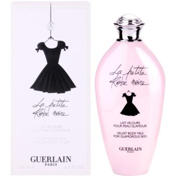 Fotografie Guerlain La Petite Robe Noire tělové mléko pro ženy 200 ml