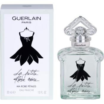 Guerlain La Petite Robe Noire Ma Robe Pétales Eau Fraîche eau de toilette pentru femei 30 ml