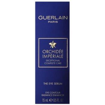 Guerlain Orchidee Imperiale ser pentru ochi pentru un efect anti-rid complet 3