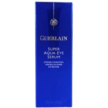Guerlain Super Aqua ser pentru ochi impotriva cearcanelor si ochilor umflati 3