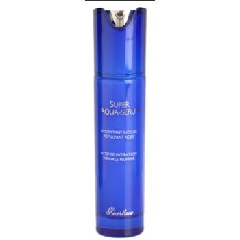 Fotografie Guerlain Super Aqua intenzivně hydratační pleťové sérum proti vráskám 50 ml