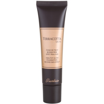 Guerlain Terracotta Skin machiaj natural
