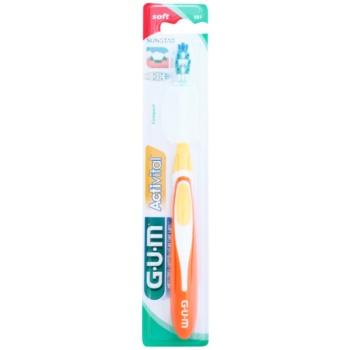 G.U.M Activital Compact perie de dinti fin