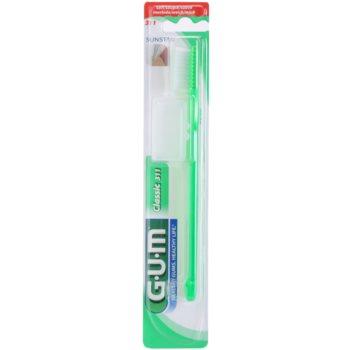 G.U.M Classic Slender zubní kartáček soft