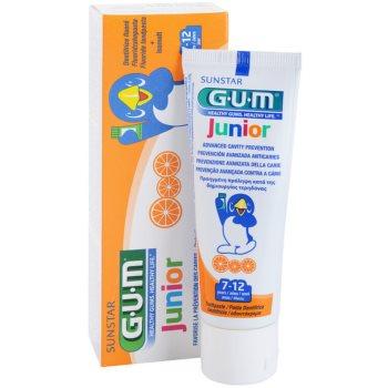 G.U.M Junior зубна паста 1