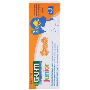 G.U.M Junior зубна паста 3