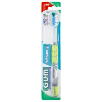 G.U.M Technique+ Regular zobna ščetka soft
