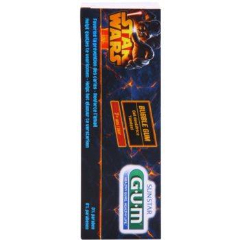 G.U.M Star Wars pasta de dinti pentru copii fara parabeni 2