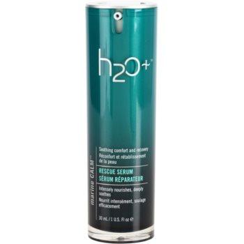 H2O Plus Marine Calm intensives nährendes Serum zur Beruhigung der Haut