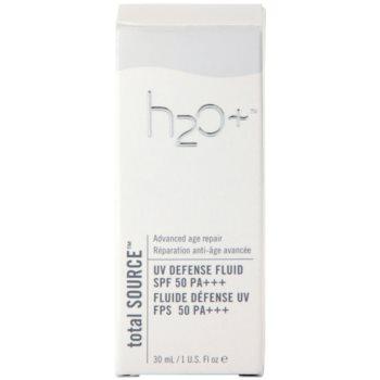 H2O Plus Total Source schützendes Fluid gegen Falten SPF 50 2
