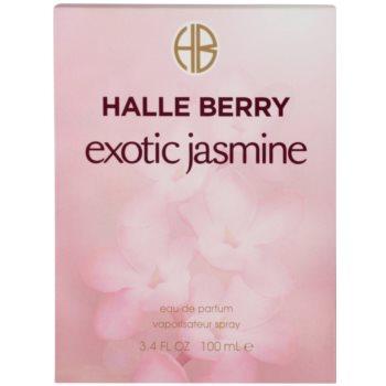 Halle Berry Exotic Jasmine woda perfumowana dla kobiet 4