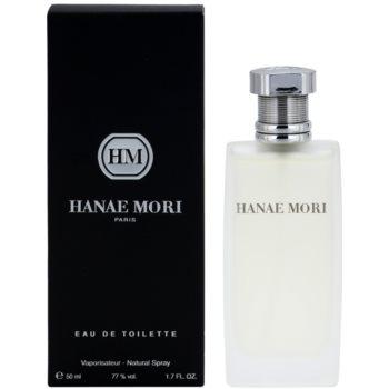Hanae Mori HM eau de toilette pentru barbati 50 ml