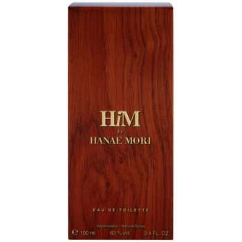 Hanae Mori HiM toaletní voda pro muže 4