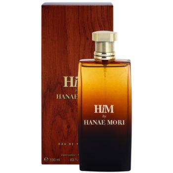 Hanae Mori HiM toaletní voda pro muže 1