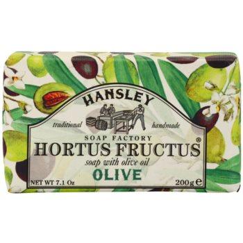 Hansley Olive mydło w kostce