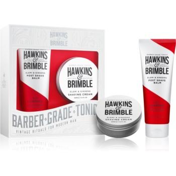 Hawkins & Brimble Natural Grooming Elemi & Ginseng set cosmetice II.