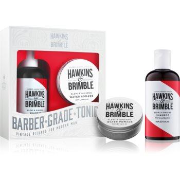 Hawkins & Brimble Natural Grooming Elemi & Ginseng set cosmetice III. pentru barbati
