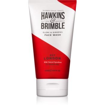 Hawkins & Brimble Natural Grooming Elemi & Ginseng Gel facial de curatare