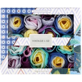 Heathcote & Ivory Vintage & Co Braids & Blooms Sapun de baie 1