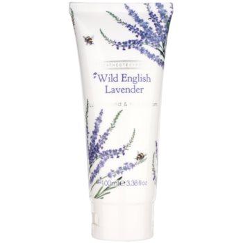 Heathcote & Ivory Wild English Levander luxusný krém na ruky a nechty