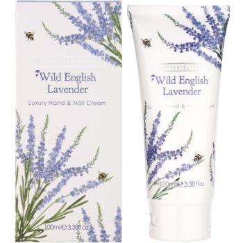 Heathcote & Ivory Wild English Levander luxusný krém na ruky a nechty 1