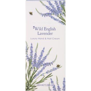Heathcote & Ivory Wild English Levander luxusný krém na ruky a nechty 2