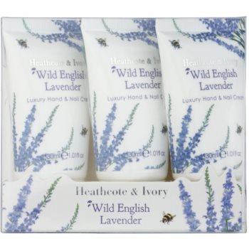 Heathcote & Ivory Wild English Levander Kosmetik-Set  IV. 1
