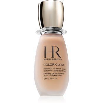 Helena Rubinstein Color Clone Perfect Complexion Creator krycí make-up pro všechny typy pleti odstín 24 Caramel 30 ml