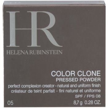 Helena Rubinstein Color Clone Pressed Powder компактна пудра 3