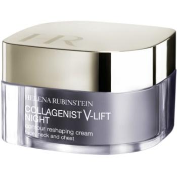 Helena Rubinstein Collagenist V-Lift crema de noapte cu efect lifting pentru toate tipurile de ten