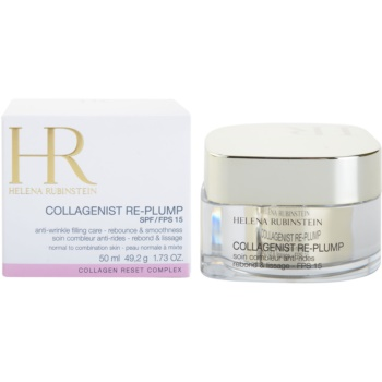 Helena Rubinstein Collagenist Re-Plump creme de dia antirrugas para pele normal a mista 2