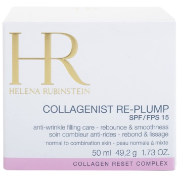 Helena Rubinstein Collagenist Re-Plump creme de dia antirrugas para pele normal a mista 3
