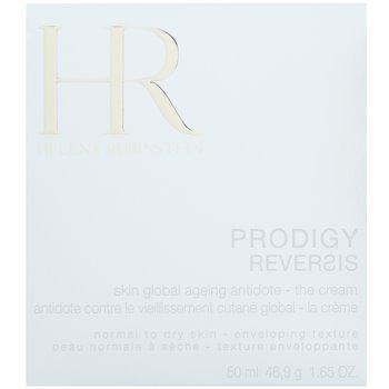 Helena Rubinstein Prodigy Reversis nährende Anti-Falten Creme für normale und trockene Haut 2