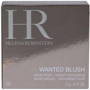 Helena Rubinstein Wanted Blush fard de obraz compact 3
