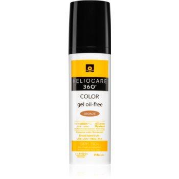 Heliocare 360° gel protector nuanțator SPF 50+