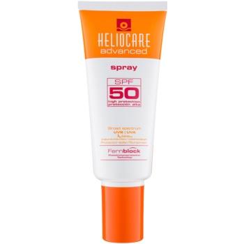 Heliocare Advanced spray solar SPF 50