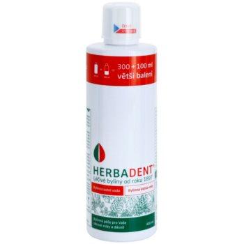 Herbadent Herbal Care desinfetante bucal herbal