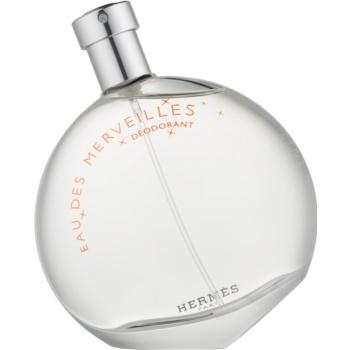 Hermès Eau des Merveilles deodorant spray pentru femei 100 ml