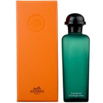 Fotografie Toaletní voda UNISEX Concentrée D`Orange Verte, 100ml Hermes