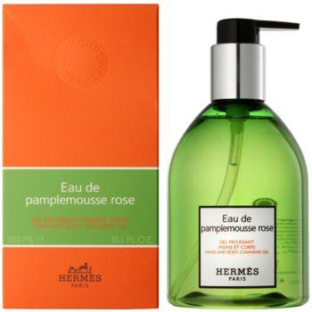 Hermès Eau de Pamplemousse Rose Duschgel unisex
