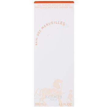 Hermès Eau des Merveilles Duschgel für Damen 1