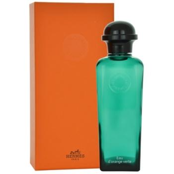 Hermès Eau dOrange Verte eau de cologne unisex 200 ml