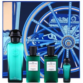 Hermès Eau d'Orange Verte set cadou