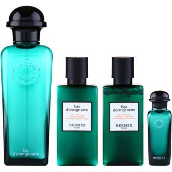 Hermès Eau d'Orange Verte darilni set 2