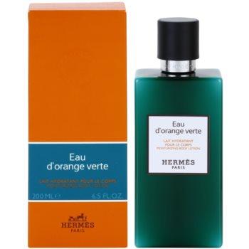 Hermès Eau d'Orange Verte молочко для тіла унісекс