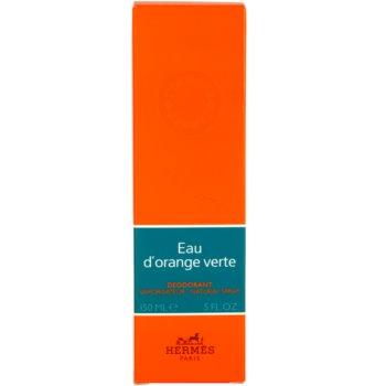 Hermès Eau d'Orange Verte Deo-Spray unisex 4