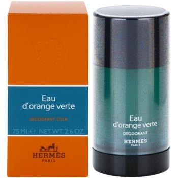 Fotografie Hermés Eau d'Orange Verte deostick unisex 75 ml